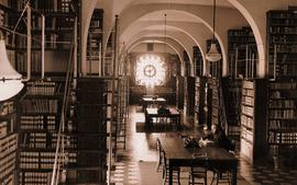 Capuchin Central Library, Rome