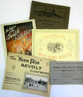 Pictorial Albums, Ephemera and Artefacts of the 1916 Rising
