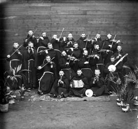 Capuchin Friars with Musical Instruments, Kilkenny