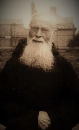 Cronin, Leo, 1859-1949, Capuchin brother