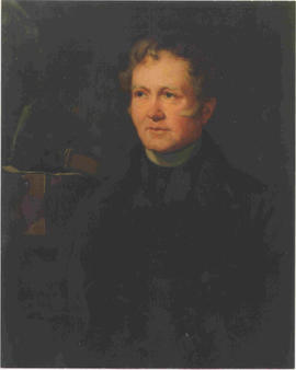 Ignatius Spencer, as an Anglican Clergyman